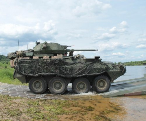 Army contracts GenDyn for Stryker hull upgrades