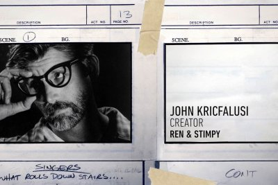 'Ren & Stimpy' Sundance documentary addresses John Kricfalusi abuse charges
