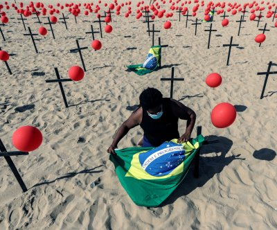 Brazil passes 100,000 COVID-19 deaths; global cases near 20 million