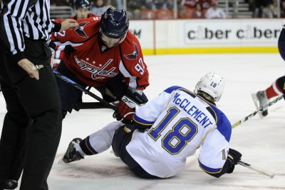 NHL: Washington 4, St. Louis 2