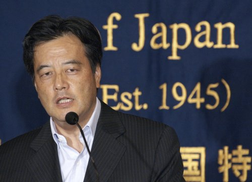 Okada made deputy PM in Cabinet change
