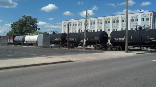 Bakken behind rise in oil-by-rail shipments