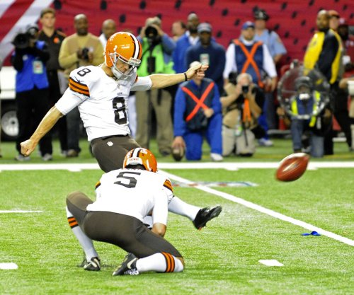 Browns top Falcons on last-second field goal
