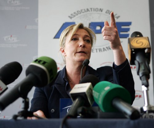 French right-winger Le Pen defends use of torture