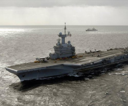 French carrier getting fire control system upgrade