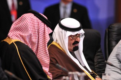 Oil erases gains from Saudi king's death