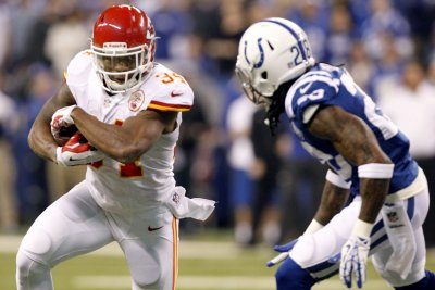 Kansas City Chiefs need multiple players to replace Jamaal Charles