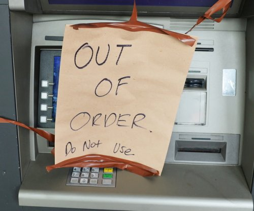 ATM with double-cash glitch cleared out by customers