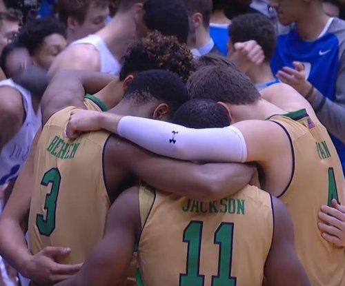 Notre Dame upsets No. 9 Duke
