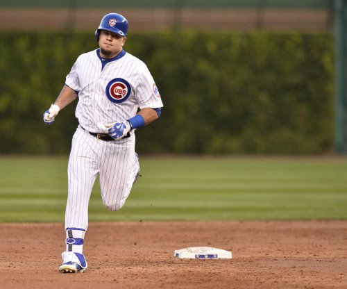 Chicago Cubs' Kyle Schwarber out for the season