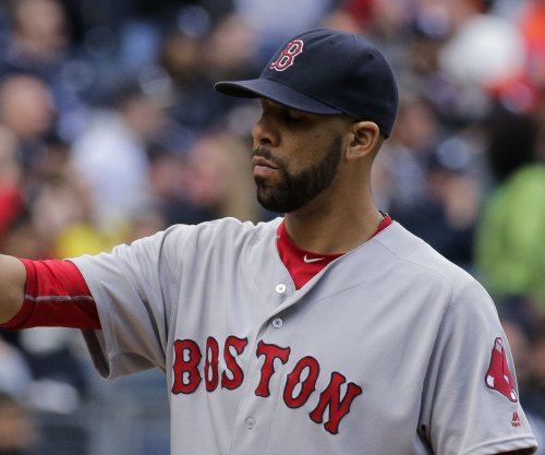 Boston Red Sox lefty David Price having velocity issues