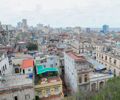 Commercial flight from U.S. to Cuba takes off for first time in decades