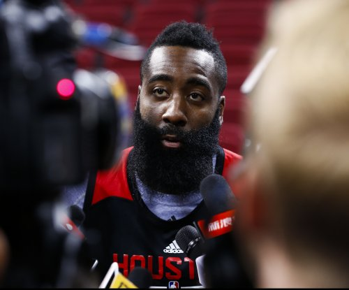 James Harden's NBA-best 49th double-double powers Houston Rockets