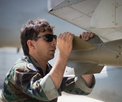 Afghan air force has made progress but work not yet done, Pentagon says in new report