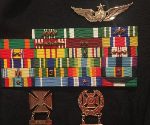 From Vietnam to Afghanistan: A Navy veteran's four decades of duty