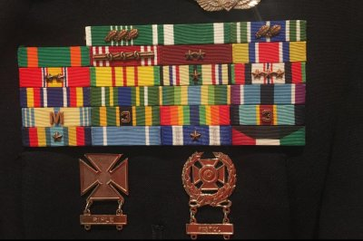 From Vietnam to Afghanistan: A U.S. veteran's four decades of duty