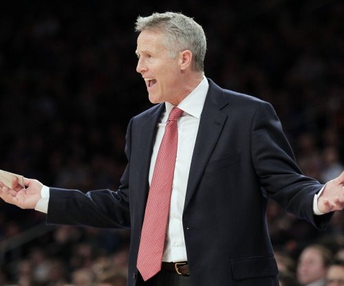Brett Brown: Philadelphia 76ers giving coach three-year extension