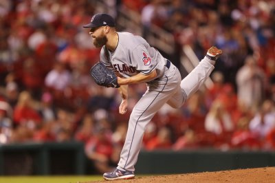 Cleveland Indians open series vs. Tampa Bay Rays with Corey Kluber on mound