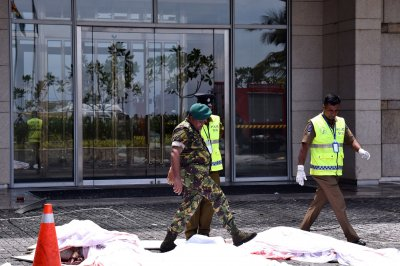 Sri Lanka: U.S. official injured in Easter Sunday bombings has died