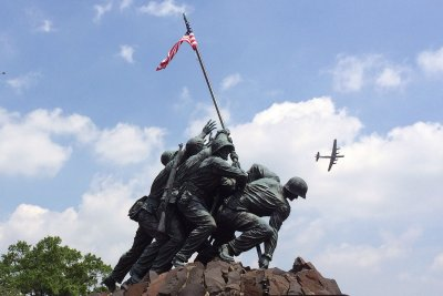 Marine Corps: Second Marine in iconic Iwo Jima flag raising photo misidentified
