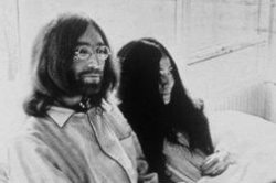Rare John Lennon, Yoko Ono footage used for new 'Look At Me' video