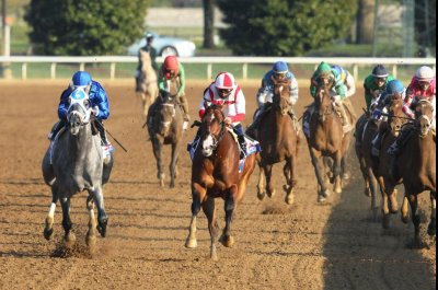 Kentucky Derby: Prospective field set for 20 Thoroughbreds