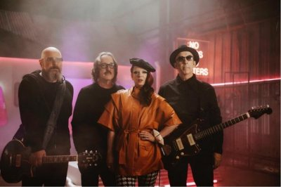 Garbage releases first single from politically-themed album