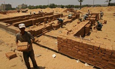 U.N. denies Hamas influences aid