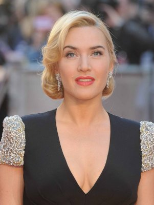 Kate Winslet's new uncle-in-law got her a ticket to space