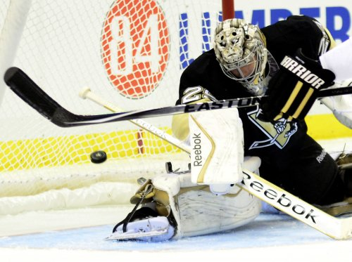 Fleury, Pittsburgh Penguins shutout Canadiens