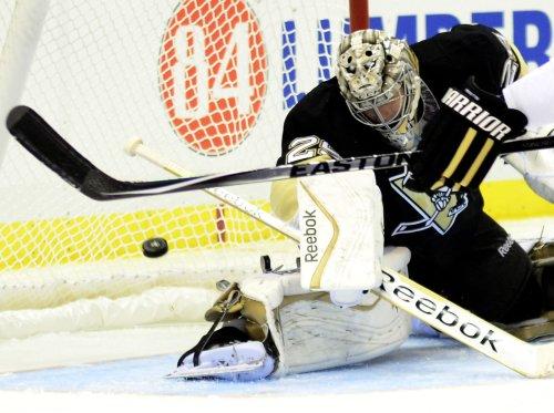 Fleury, Pittsburgh Penguins shutout Canadiens
