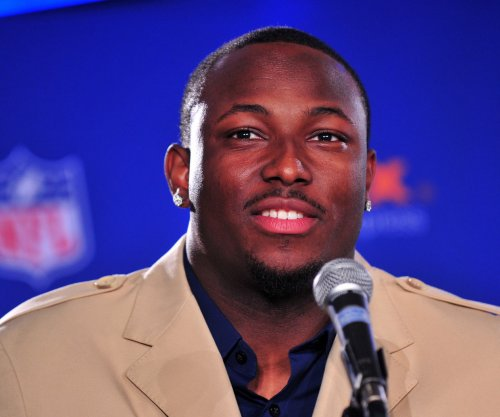 Buffalo Bills' LeSean McCoy, Sammy Watkins iffy for Giants due to leg injuries
