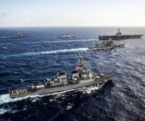 U.S. Navy to join India and Japan in Malabar 2015