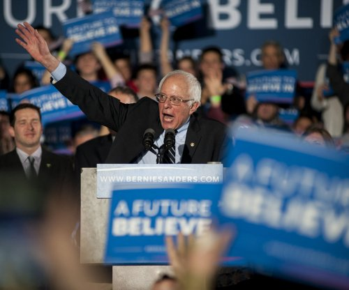 Early New Hampshire results: Sanders in the lead; Trump, Cruz and Kasich tied