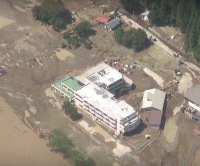Bodies found in nursing home as Typhoon Lionrock hits Japan