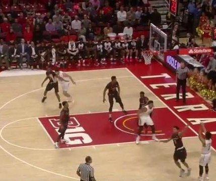 No. 22 Maryland makes its way past Rutgers