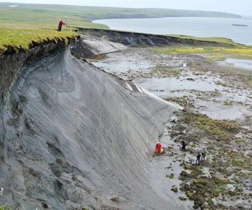 Going, going, gone: Canadian Arctic faces threat of coastal erosion