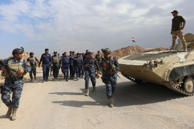 Iraqi army takes Islamic State's last stronghold, Rawa