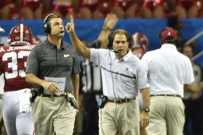 No. 1 Alabama worries about itself, No. 16 Mississippi State