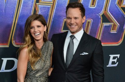 Katherine Schwarzenegger wishes Chris Pratt happy Father's Day