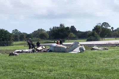 Plane crash at Florida's Stuart Air Show kills pilot