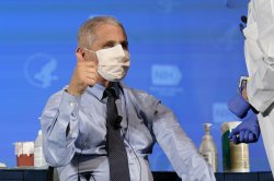 Dr. Fauci says U.S. staying with WHO, focused in global COVID-19 fight