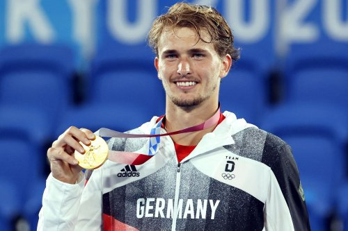 Tennis: German Alexander Zverev wins gold at 2020 Summer Games