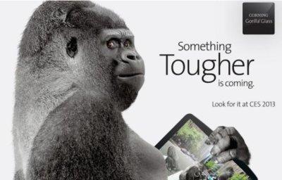 Corning to debut tougher Gorilla Glass