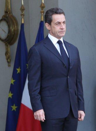 France's Sarkozy anticipates defeat