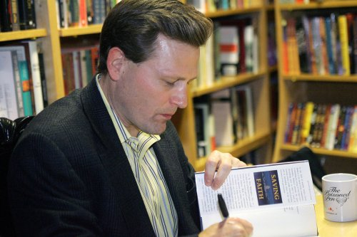 David Baldacci pens children's fantasy novel 'The Finisher'