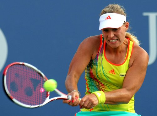 Kerber's quarterfinal win worth WTA Championship invite