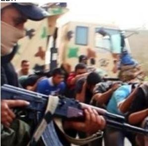 ISIS militants post photos of apparent mass executions in Iraq