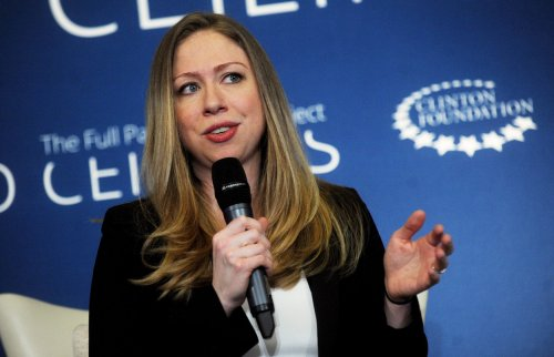 Chelsea Clinton follows parents into paid speaking circuit, earns $75K per appearance