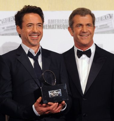 Robert Downey Jr. open to Mel Gibson-directed 'Iron Man 4'